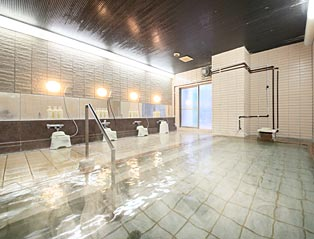 地下一階大浴場 ゆうゆうの湯